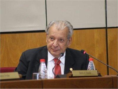 Calé Galaverna critica la pérdida de investidura de Dionisio Amarilla