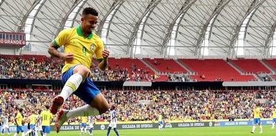 Se vendieron el 60% de los boletos para los partidos de la Copa América 2019