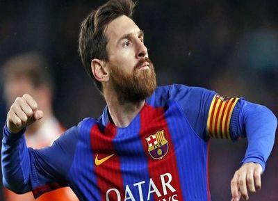 Messi, el mejor pagado