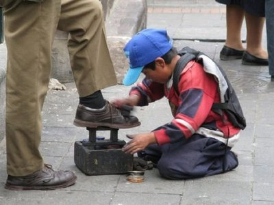 Niños y adolescentes trabajadores apelan por una economía sustentable