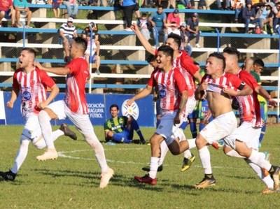 Gral. Caballero y Colegiales avanzan en la Copa Paraguay