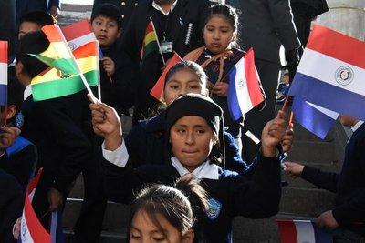 Mario Abdo aboga por una integración justa y generosa entre Paraguay y Bolivia