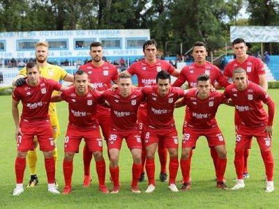 Juegos en el Chaco por la Copa Paraguay