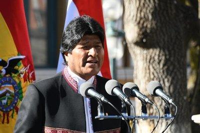 Morales celebra una «nueva historia» de integración que están escribiendo Bolivia y Paraguay