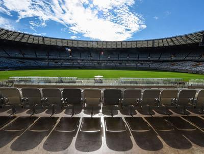 Así es el Mineirão, donde Paraguay jugará contra Argentina