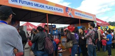 Comepar reforzó su apoyo a Teletón en la Comilona 2019