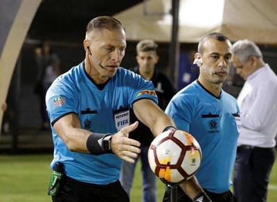 Néstor Pitana, será el árbitro de la jornada inaugural