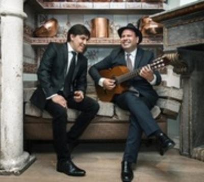 El dúo paraguayo que consquista a Europa con su música