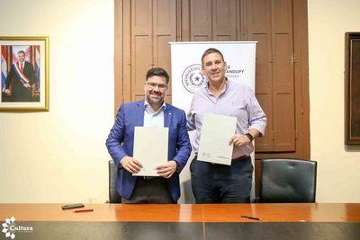 SNC y FIC firmaron convenio para realizar el primer MICPY