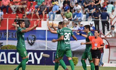 Goleada del «3» para seguir en la Copa Paraguay