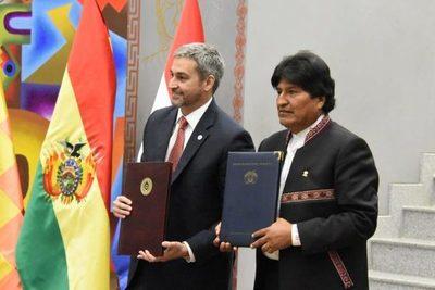 Paraguay y Bolivia encabezan crecimiento económico en la región, destaca Evo Morales
