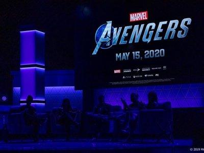 Marvel's Avengers y Final Fantasy VII, las bazas de Square Enix en la E3