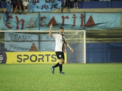 Luis Vidal y un récord histórico en el fútbol paraguayo