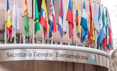 Autoridades del Segib inician visita oficial sobre programas y cumbre iberoamericana