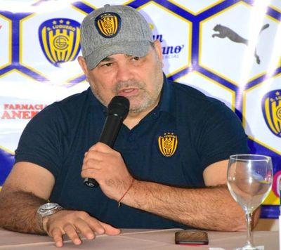 Chilavert potenciará al club a nivel internacional