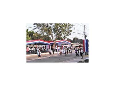 Recuerdan Paz del Chaco con desfiles