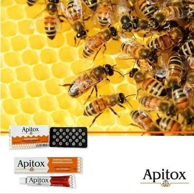 Apitox, el medicamento homeopático, natural, elaborado con veneno de abeja