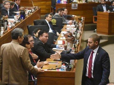 El cartismo preside Diputados con la promesa de dar gobernabilidad