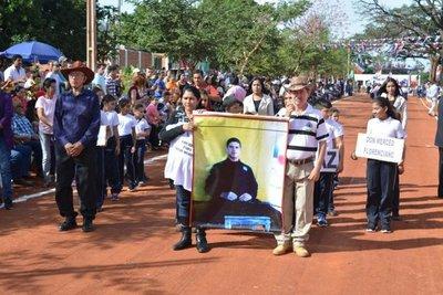 Padres de Edelio marchan y exigen su liberación