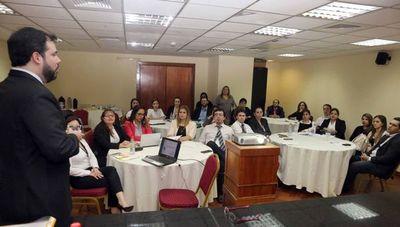 Concluye taller de unificación de criterios para elaborar actas