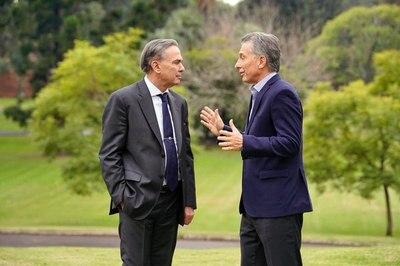 Pichetto, la nueva estrella política en Argentina, entusiasma a los mercados