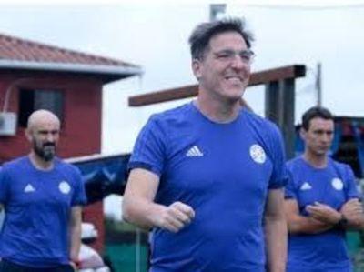 La Selección marcha hoy a Brasil en busca de una victoria con Qatar