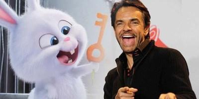 Eugenio Derbez como Snowball en 'La vida secreta de tus mascotas 2'