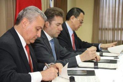 Paraguay recibe donación de Taiwán para mejorar inteligencia de la Policía » Ñanduti
