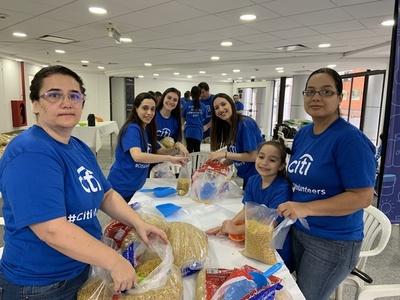 Citi celebra la 14ª edición del Día Global de la Comunidad