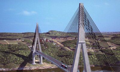Movimiento de maquinarias para obras de segundo puente iniciarán a finales de junio