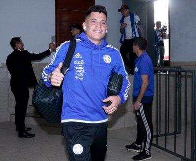 La Selección se traslada a Brasil