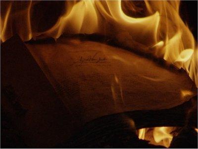 Primer avance de El supremo manuscrito