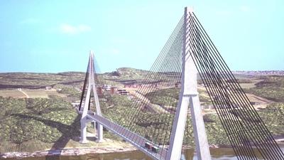 Fin de junio arranca movimiento de maquinarias para obras de segundo puente con Brasil