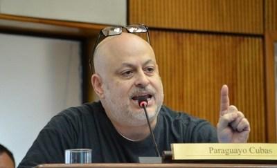 Payo Cubas estará en Concepción el 23 de junio