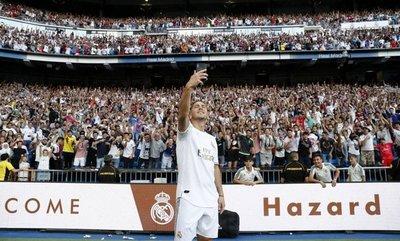 El Real presentó a Hazard