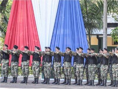 Regimiento Escolta Presidencial cumple 175 años de creación