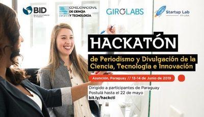 Hoy inicia Hackatón de periodismo y tecnología