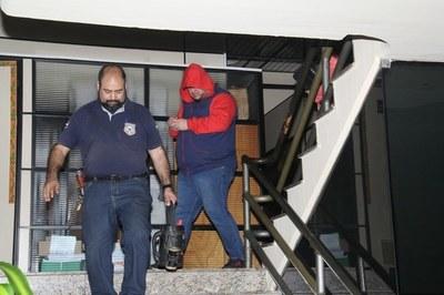 Caso Detave: Imputados brindaron declaración ante Fiscalía