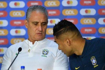 """Sin Neymar seguimos fuertes"""