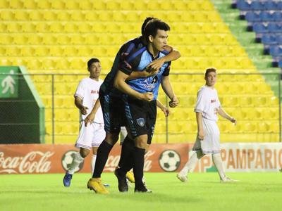 Atyrá avanza de fase en la Copa Paraguay