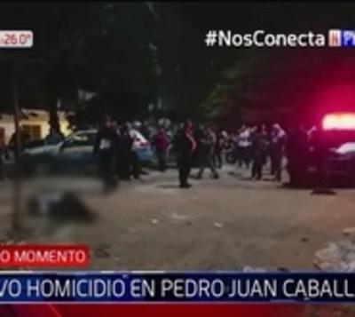 Nuevo caso de sicariato: Hombre muere baleado en Pedro Juan Caballero