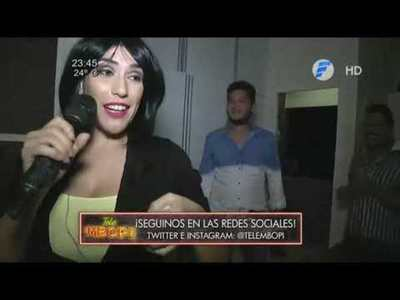 ¡Junior Rodriguez y Fátima Román abrieron las puertas de su casa!