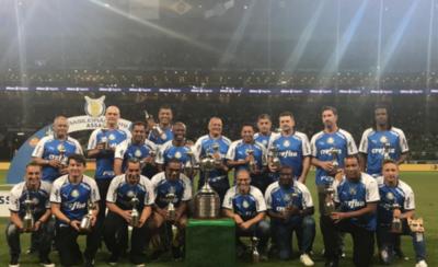 HOY / Homenajean a dos paraguayos ganadores de la Copa Libertadores con Palmeiras