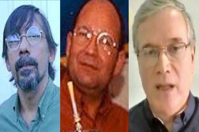 Conare define hoy si cesa refugio de prófugos Arrom, Martí y Colmán