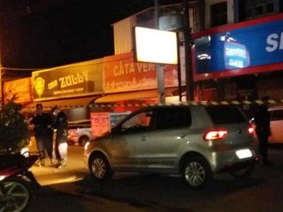 Tres personas fueron asesinadas en menos de dos horas en Pedro Juan