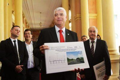 MOPC aguarda por permisos para iniciar obras del corredor vial Botánico
