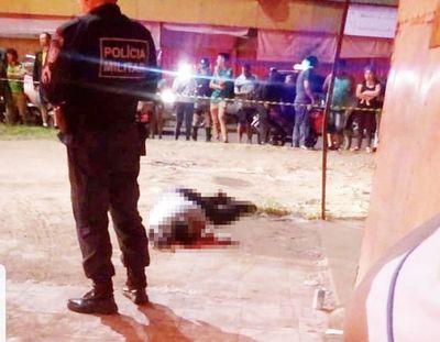 Matan a tres personas en PJC