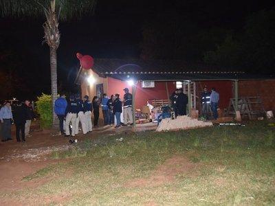 Detienen a sospechoso de asesinato en Luque