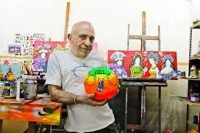 Fallece el conocido pintor Ricardo Migliorisi