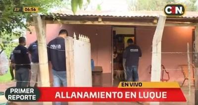 Capturan a sospechoso de asesinar a joven en Luque